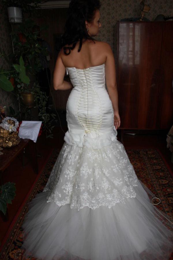 Фото 2 - Продам или сдам в аренду свадебное платье
