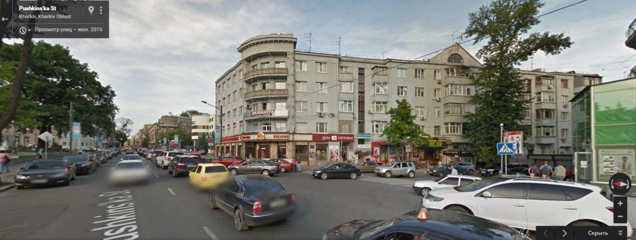 Продам магазин на красной линии по ул.Пушкинская
