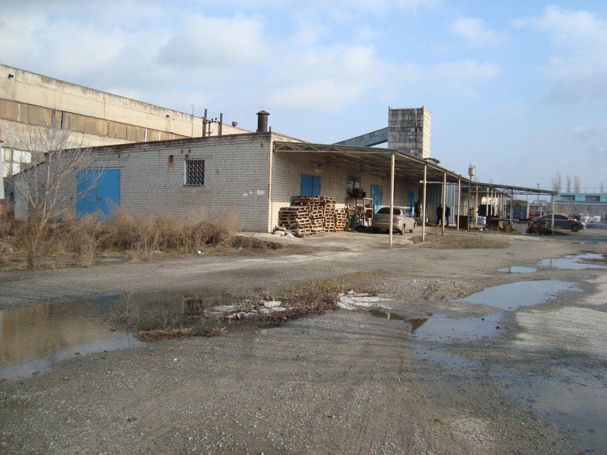 Продам базу под производство,склад 1300 кв.м1га земли г.Новомосковск