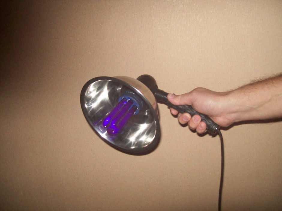Лампа вуда инструкция