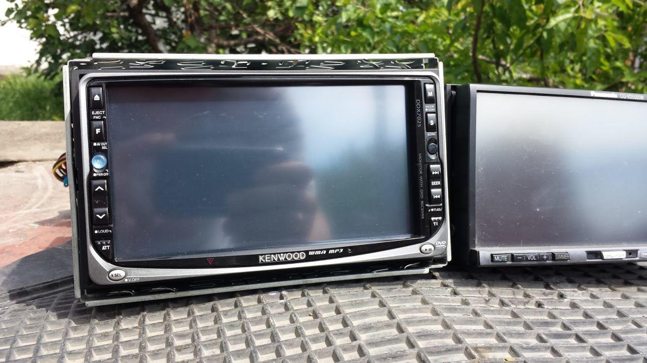 Фото 3 - 2DIN мультимедийный центр Kenwood DDX-7025 (возможен обмен)