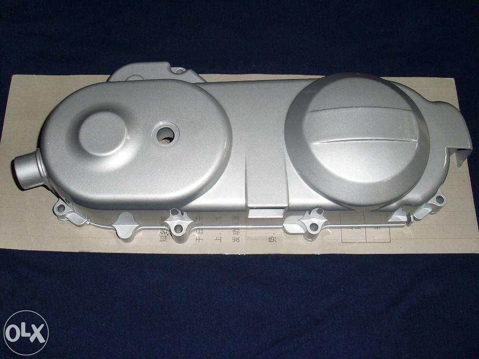 Фото - Крышка двигателя , вариатора GY6-50/80 4Т