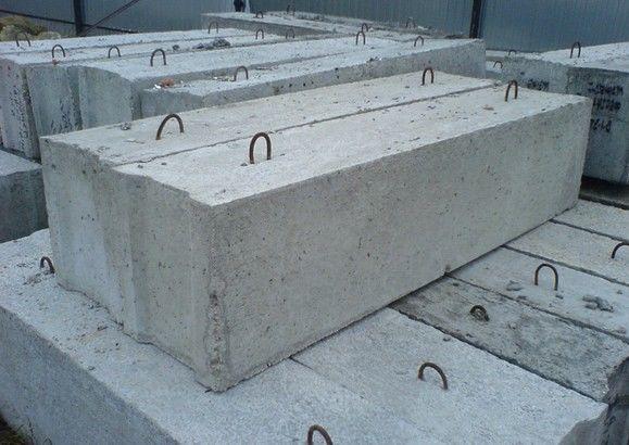 Фундаментные блоки. Заводское производство. Доставка.