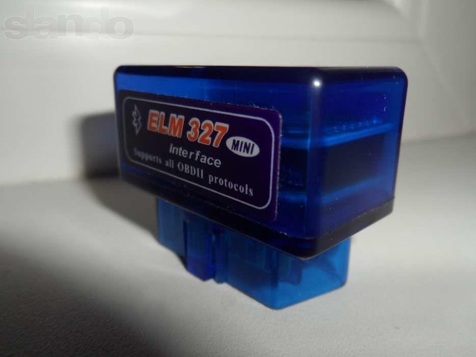 Диагностический адаптер ELM327
