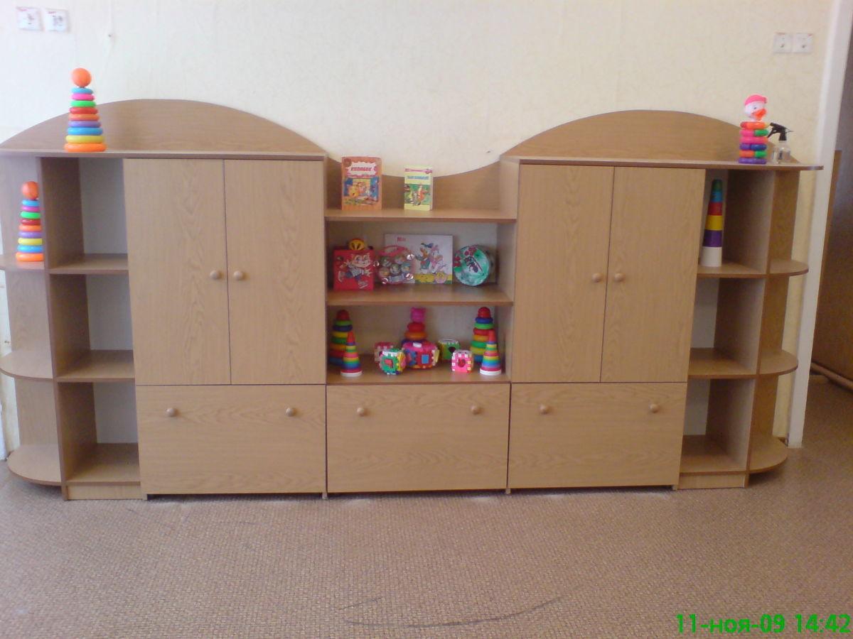 Мебель для школ и детских садов изготовим на заказ.