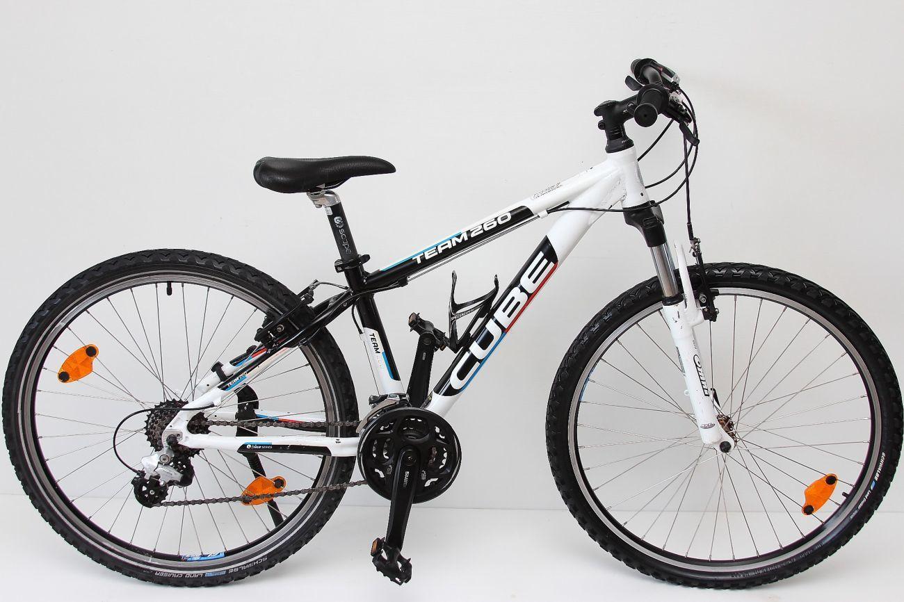 БУ Велосипед Cube Team 260 - Veloed