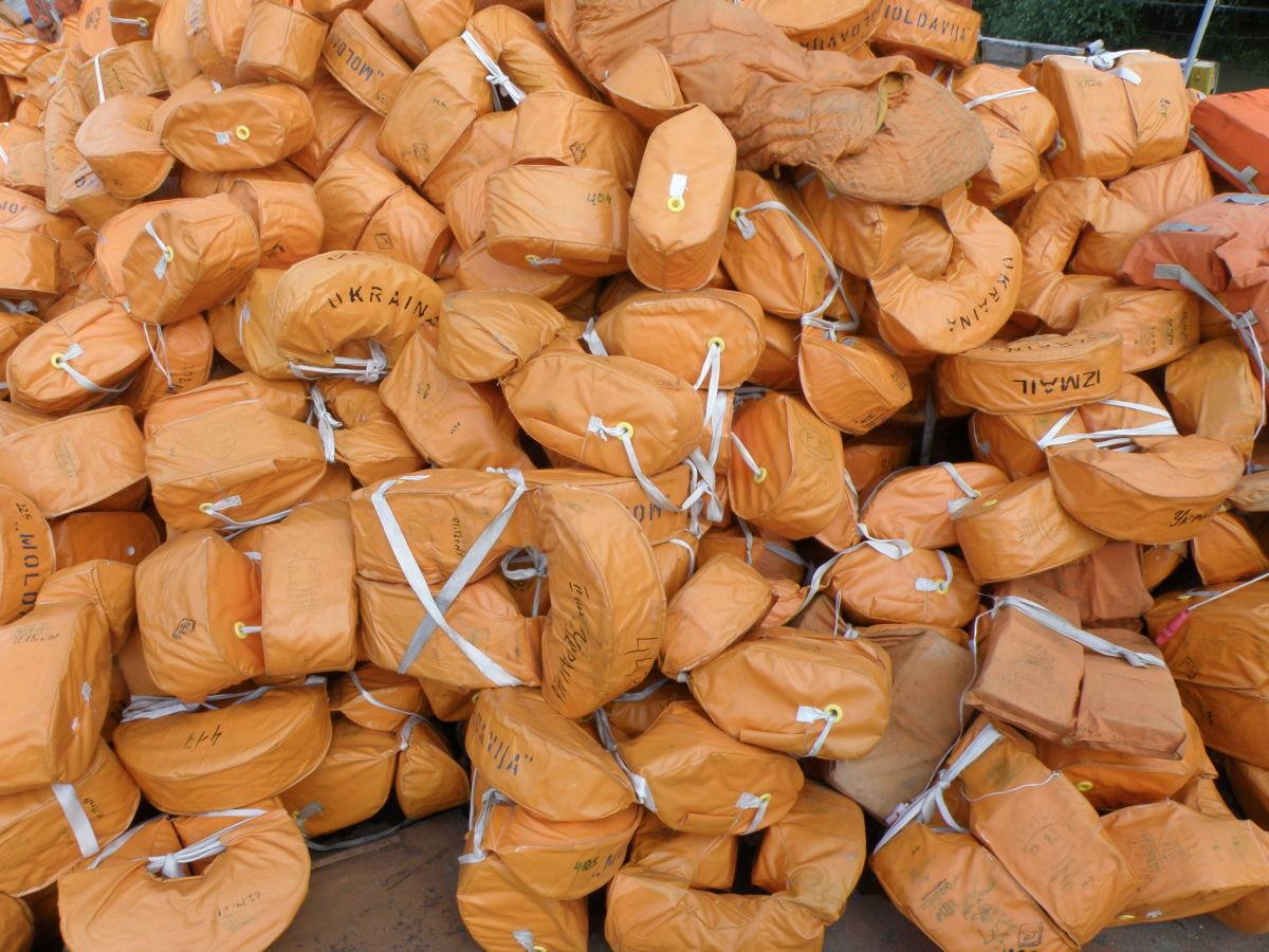 Фото 6 - Спасательные средства для судов и катеров