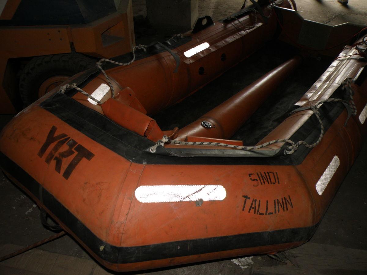 Фото 8 - Спасательные средства для судов и катеров