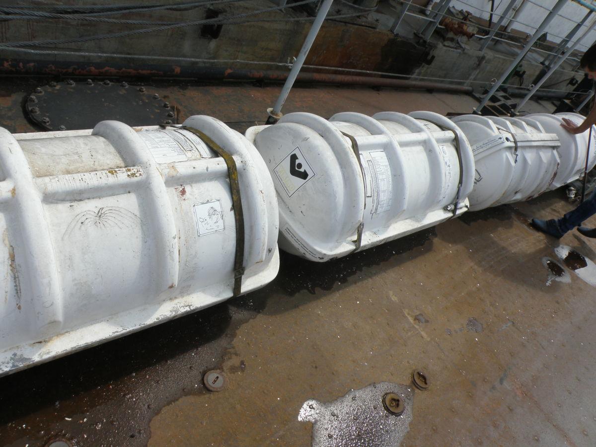 Фото 9 - Спасательные средства для судов и катеров