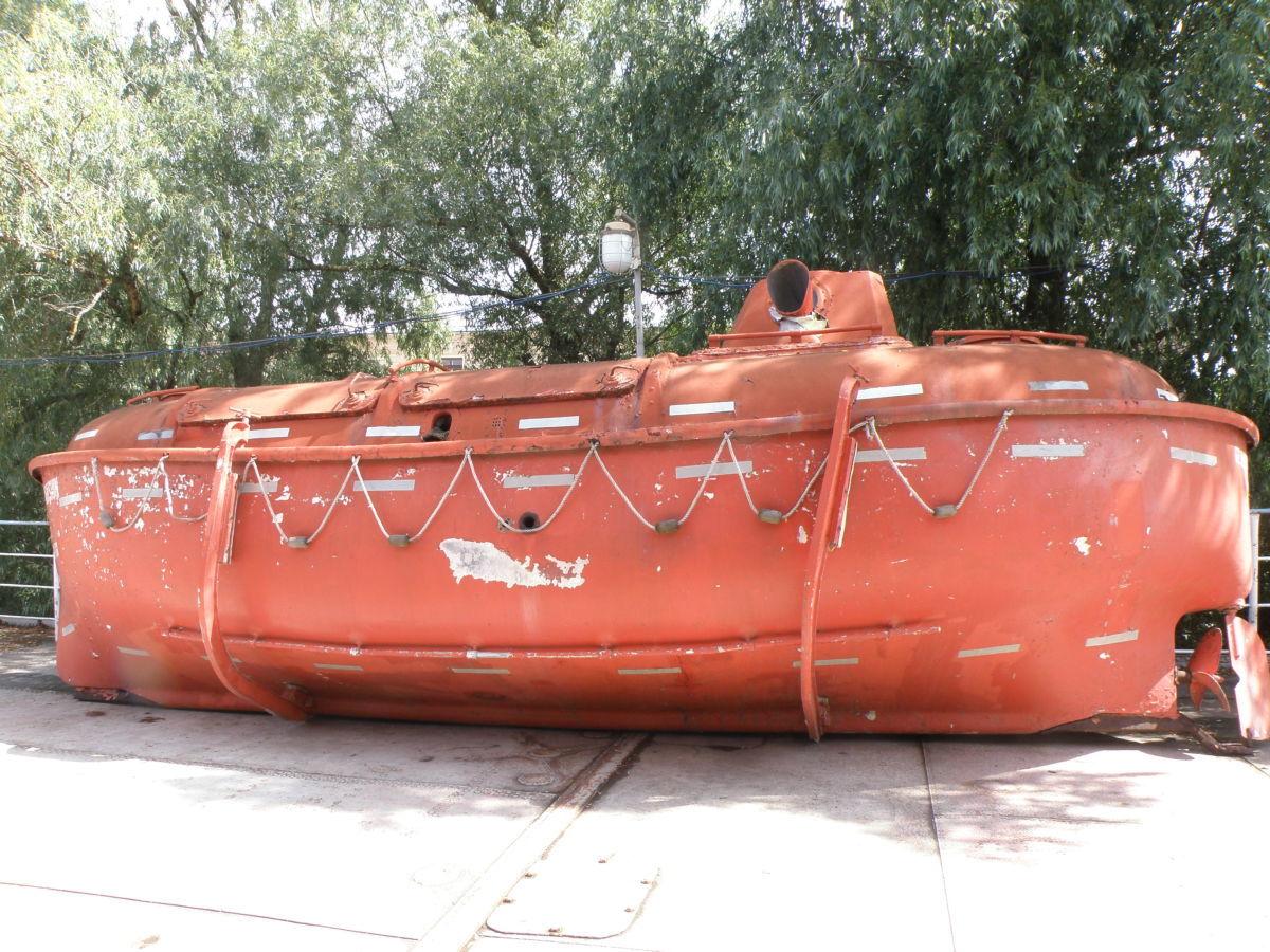 Фото 7 - Спасательные средства для судов и катеров