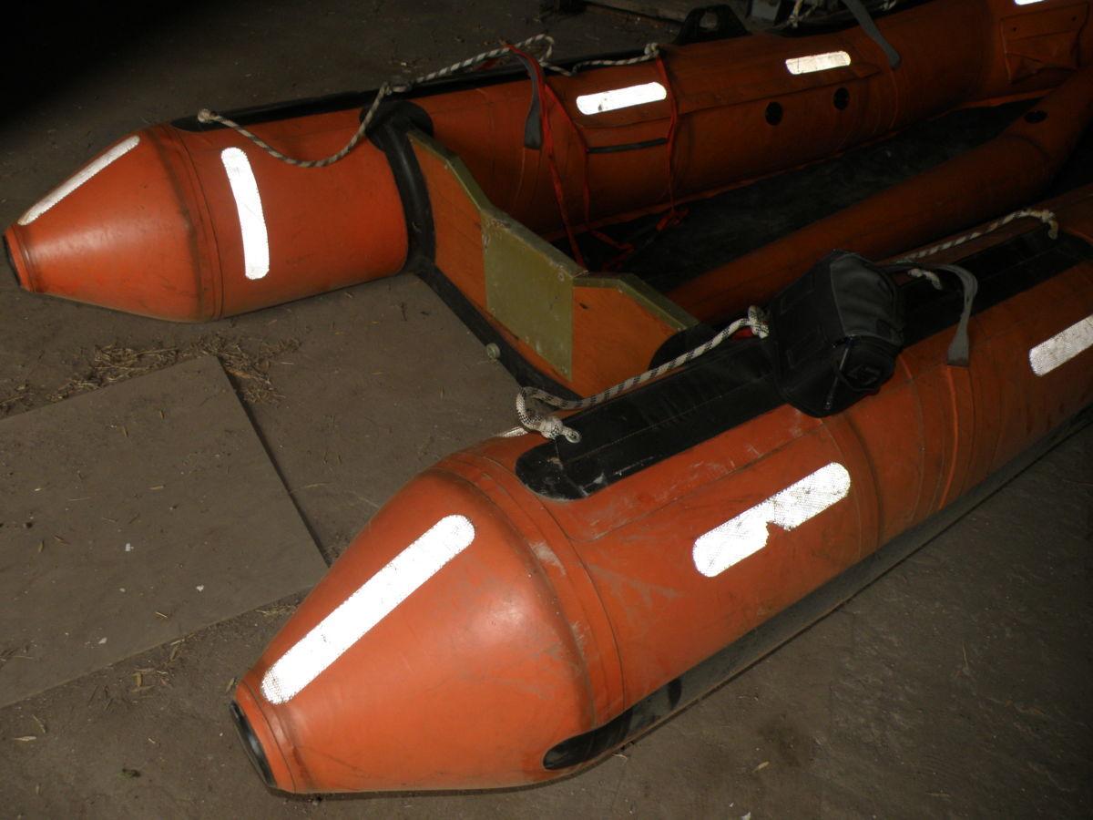 Фото 4 - Спасательные средства для судов и катеров