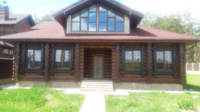 Впервые продам новый дом в Черкасских Тишках.