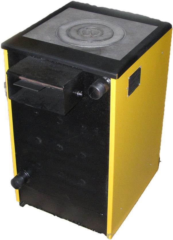 Фото 6 - Котел твердотопливный Буран mini 12-18 кВт