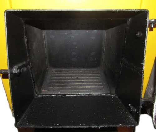 Фото 5 - Котел твердотопливный Буран mini 12-18 кВт