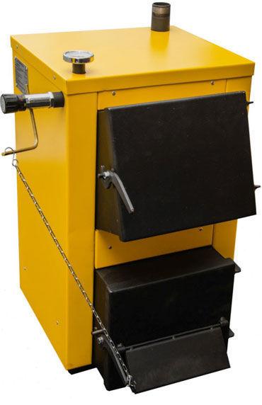 Фото 3 - Котел твердотопливный Буран mini 12-18 кВт