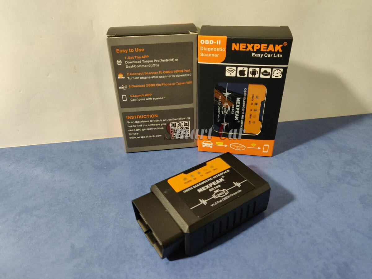 ELM 327 OBD 2 адаптер v.1.5