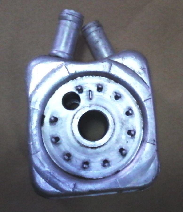 Фото - Масляный радиатор  на Skoda, Audi, VW, Seat