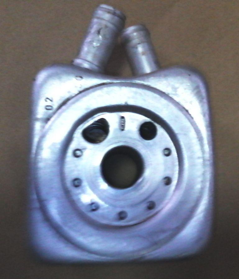 Фото 2 - Масляный радиатор  на Skoda, Audi, VW, Seat