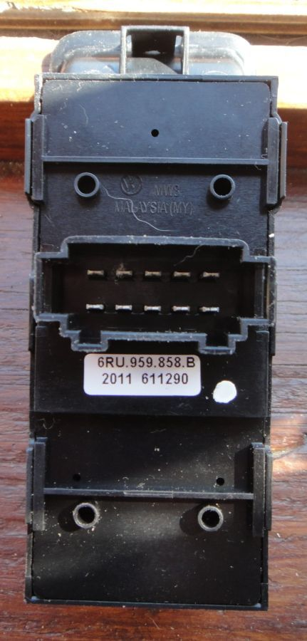 Фото 3 - Блок управления  на Skoda, Audi, VW, Seat