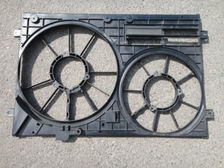 Фото - Диффузор для Skoda Fabia, VW, Audi, Seat