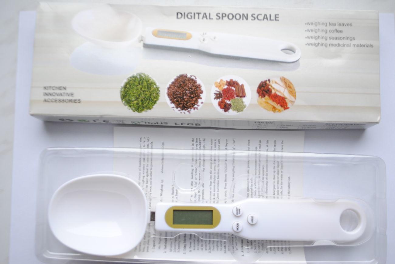 Купить сейчас - <b>Ложка</b> весы, электронная, цифровая ...