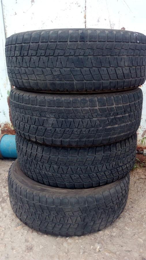 Резина зимняя BRIDGESTONE Blizzak DM-V1 275/65 R18 (комплект)
