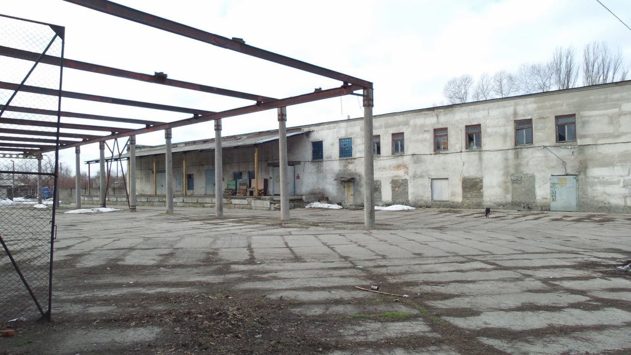 Складской комплекс  2000 кв.м 6 км. Овидиопольской дороги.