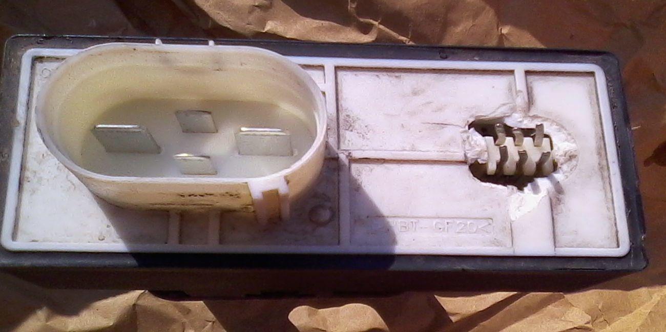 Фото 3 - Блок управления вентиляторомна Skoda Fabia, VW, Audi, Seat