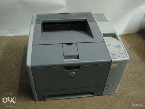 Высокоскоростной дуплекс(двухсторонний) cетевой принтер НР LJ 2420dn