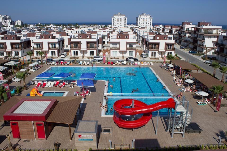 Фото 8 - Сдаётся новая студио на Северном Кипре rомплекс Royal Sun Residence