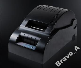 Фото - Термопринтер чековый принтер 58 мм В Наличие