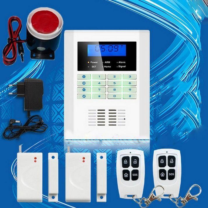 Охранная система-GSM сигнализация SAS-205