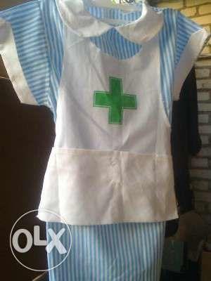 лікар медсестра прокат костюмів