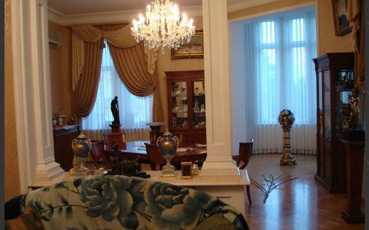 эксклюзивная квартира на ул.Дерибасовской