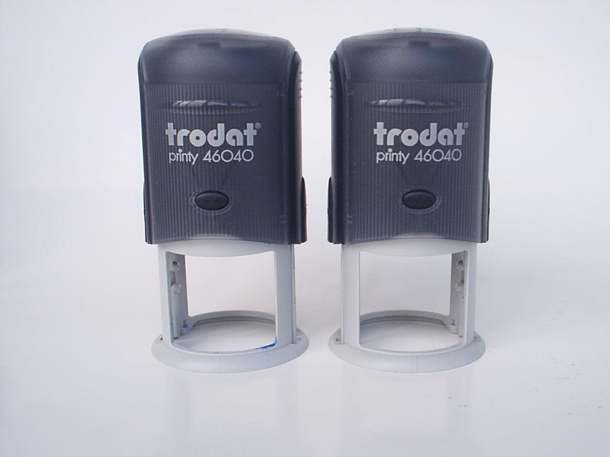 Оснастка для круглой печати Trodat 46040