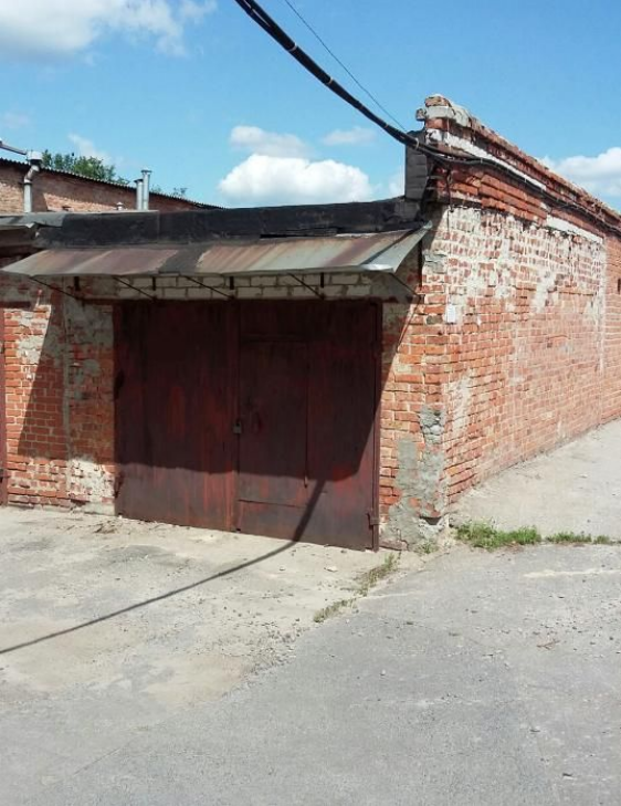 продажа металлических гаражей пермь