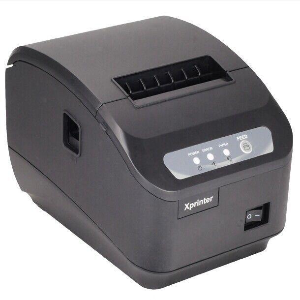 Фото - Термопринтер чековый принтер 80 мм авто обрезка