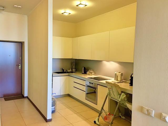 2-комнатная квартира в новострое на ул.Гусенко