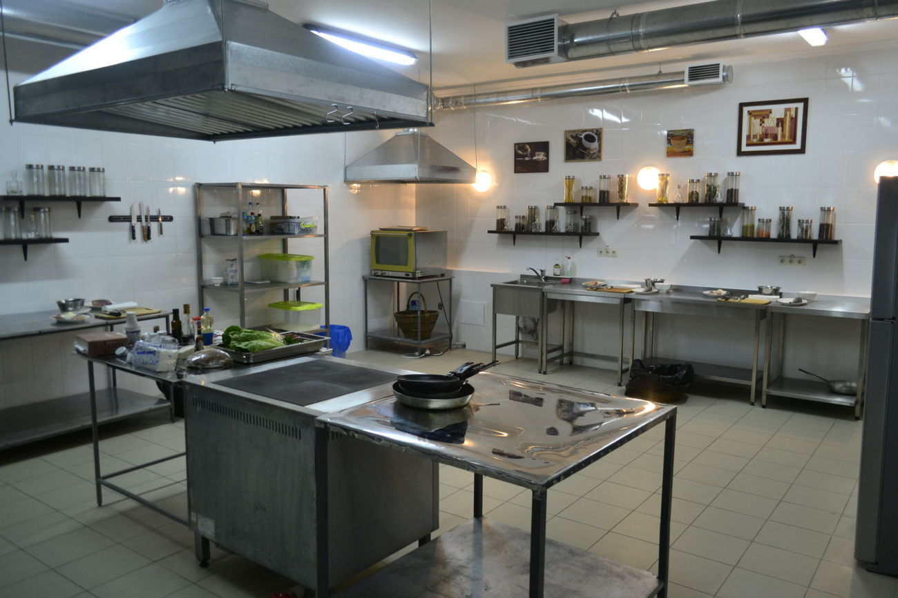 Студия для проведения кулинарного мастер класса