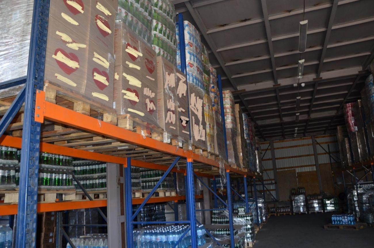 Продам производственно - складскую базу в Одессе.