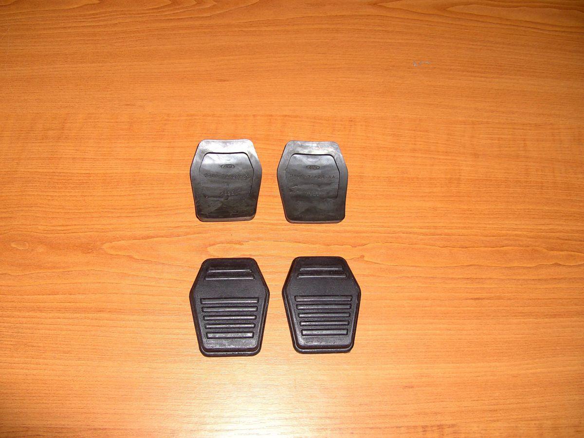 Фото 4 - Накладка педали сцепления и тормоза FORD CONNECT