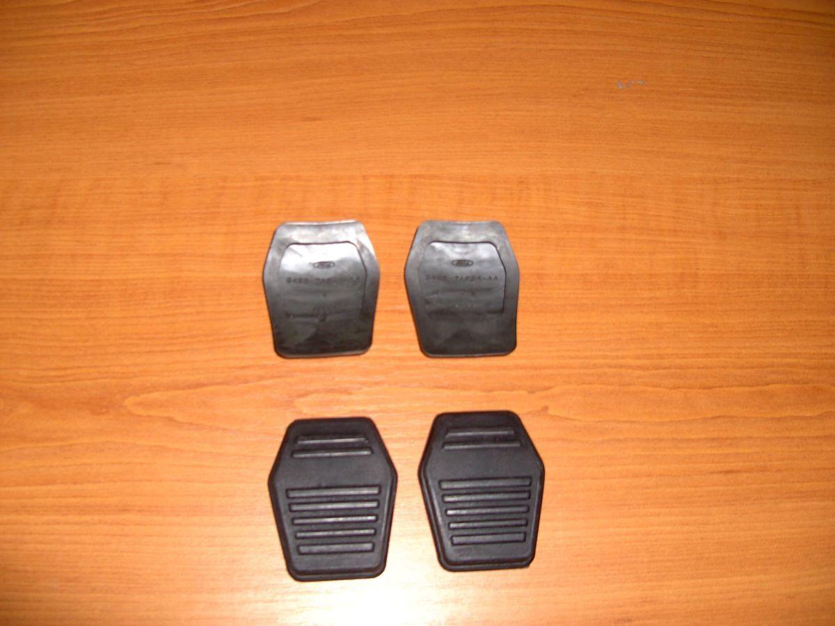Фото 3 - Накладка педали сцепления и тормоза FORD CONNECT