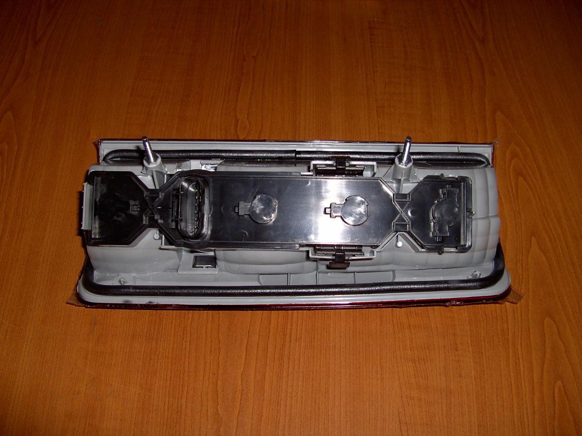Фото 2 - Фонарь задний (стоп) с/без платой Ford Connect