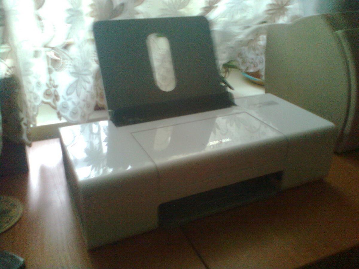 Принтер Lexmark Z1300 струйный