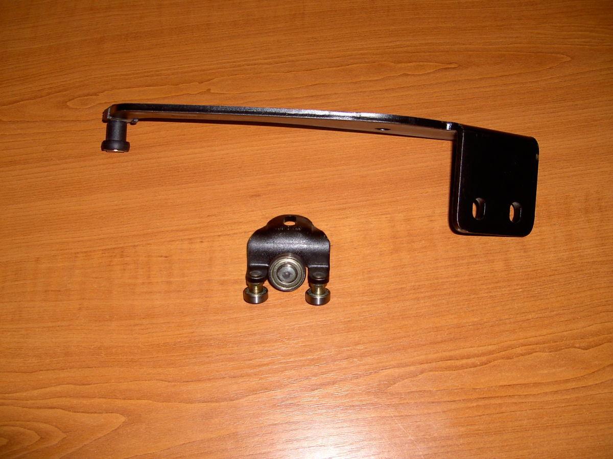 Фото 5 - Ролик выдвижной двери Ford Connect