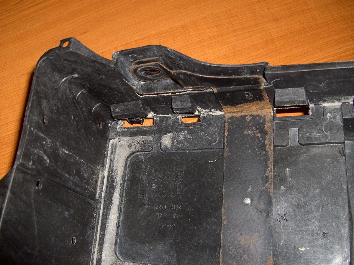 Фото 3 - Полка(коробка) под аккумулятор Ford Connect
