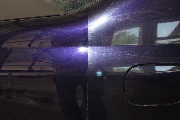 Професійне полірування авто