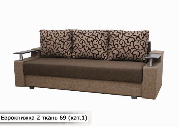 Фото 3 - Еврокнижка диван купить