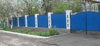 Фото 2 - Качественные ворота из профнастила