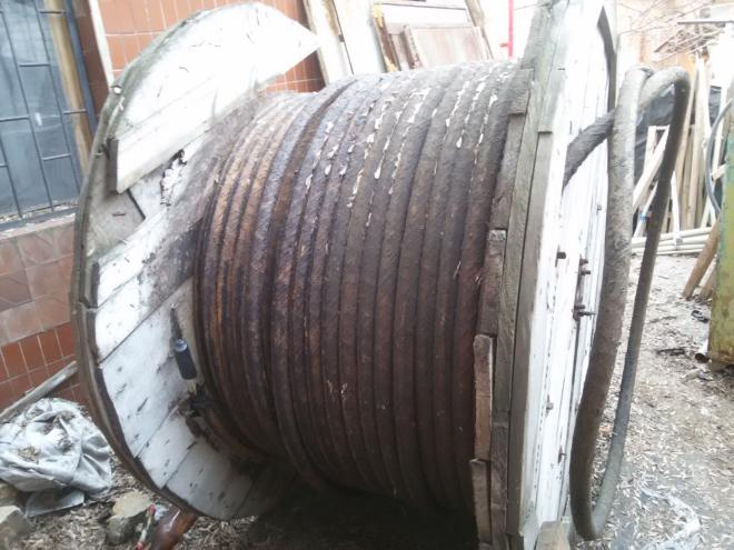 Продам кабель ААБЛ 3*120 мм 10 кВ. На барабане 315 метров. 2